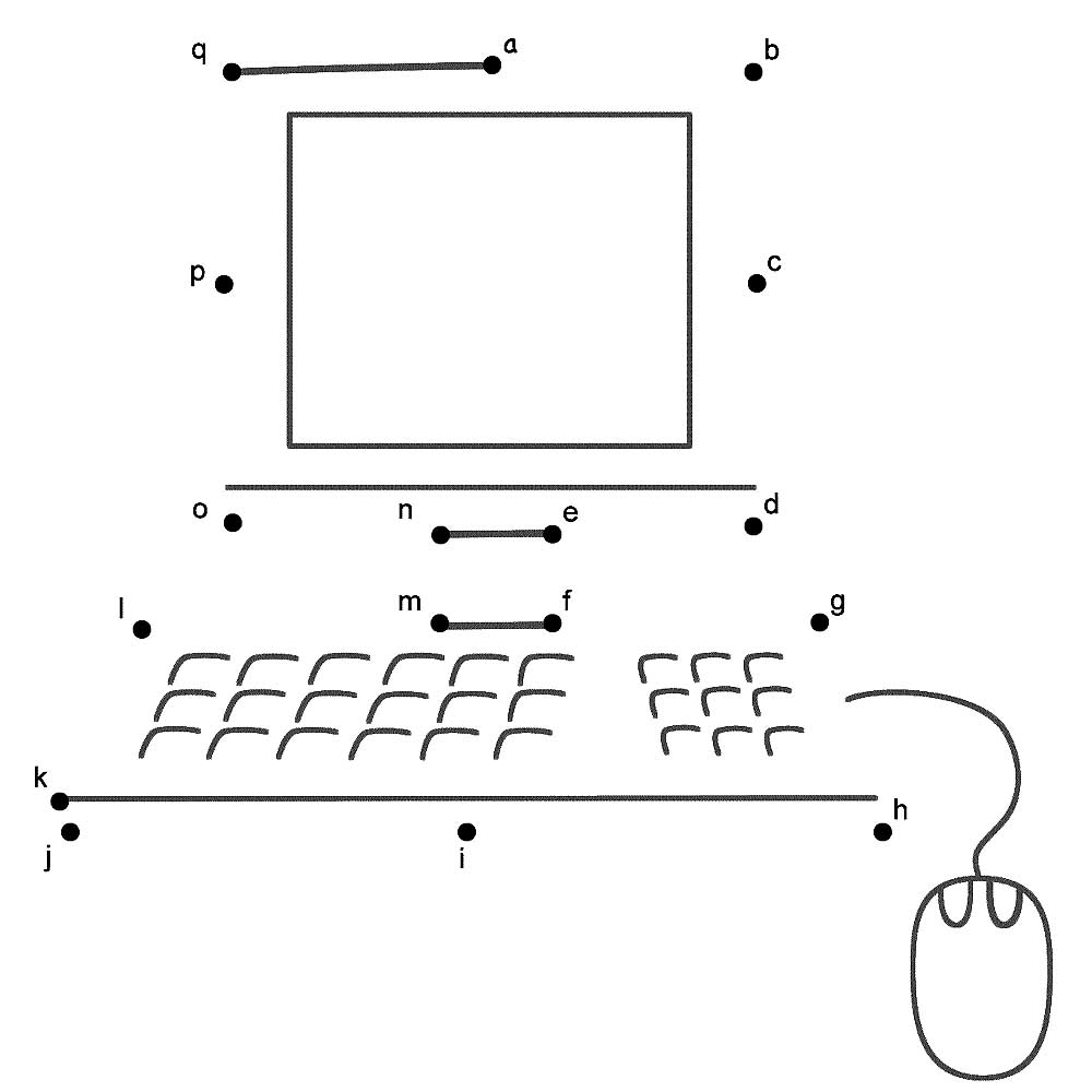 Coloring pages for computer keyboards - a-k-b.info