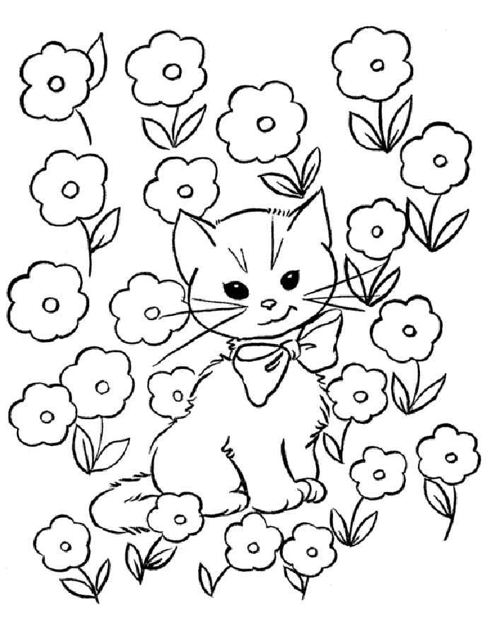 Cat In The Hat Coloring Pages  GetColoringPagescom