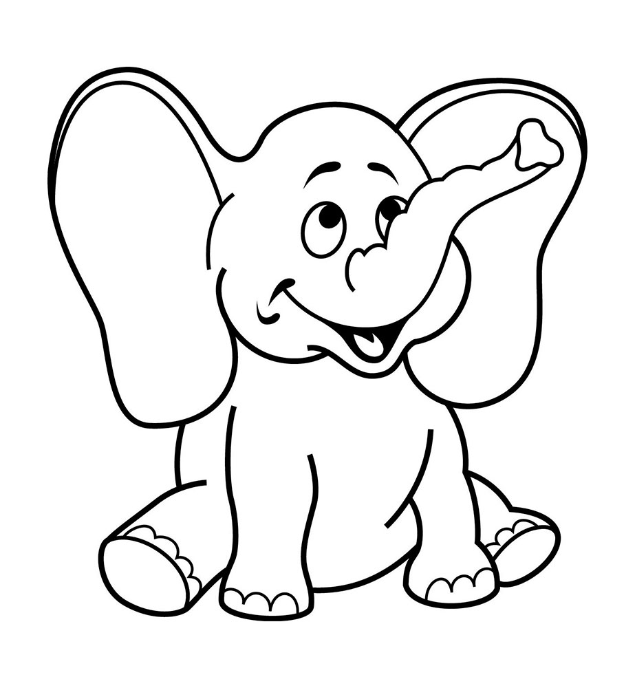 Printable Coloring Pages for 3 Year Olds  Coloring Pages For 2 3 Year Olds